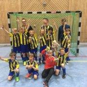TSV Poing - Turniersieg für die E2