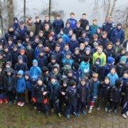 TSV Poing - Rekordbeteiligung bei Luckys Ostercamp