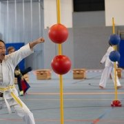 Karate am Ball