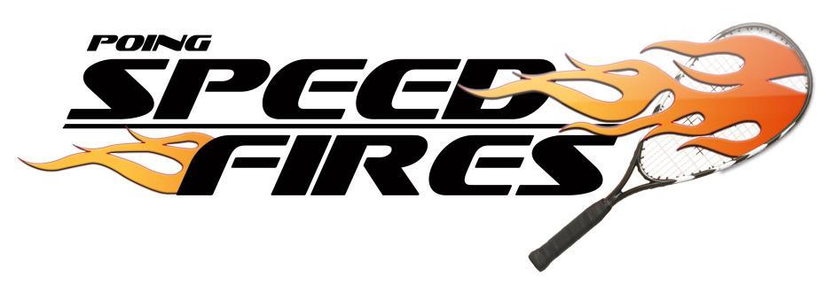 Crossminton - Logo PoingSpeedFires