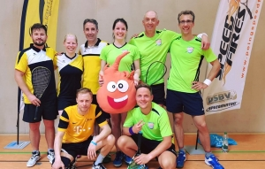 Crossminton - Elitemannschaften Süd