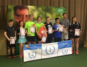 Crossminton - German Open 2019