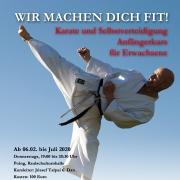 Anfängerkurs Karate