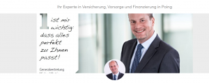 Michael Mettin Allianzvertretung Poing